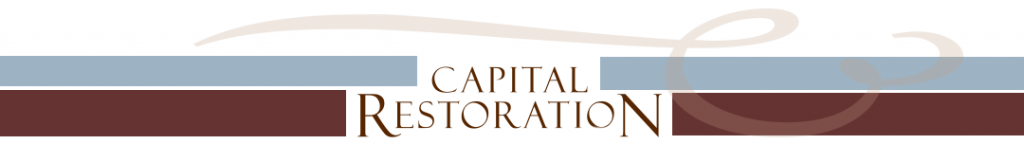 Capital Restoration Logo